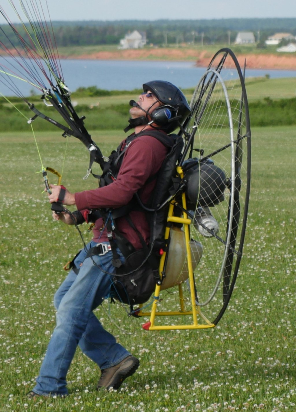 What is a paramotor - PPG